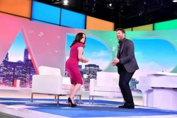 Patricia Heaton  Harry Show