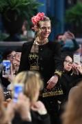 Cara Delevingne -         Chanel Fashion Show Paris December 6th 2016.