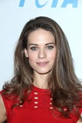 Lyndsy Fonseca -                            PETA's ''Naked Ambition'' Exhibit Opening Night Los Angeles December 5th 2016.