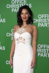 Olivia Munn - 'Office Christmas Party' Premiere in Westwood 12/7/16