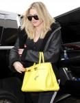 Khloe Kardashian - At LAX Airport 12/7/16
