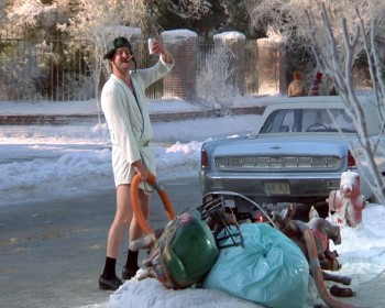Randy Quaid: 'Christmas Vacation'  Still + GIF