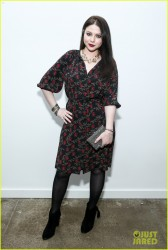 Michelle Trachtenberg - Vince Camuto's Holiday Dance Party in LA 12/6/16
