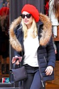 Emma Roberts - Shopping in NYC 12/9/16