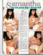 March 1994 Samantha White D-Cup Vintage Magazine