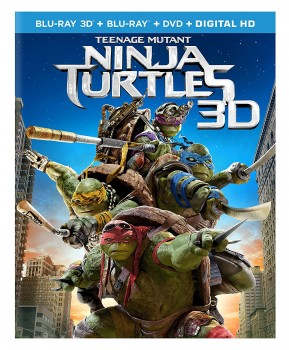 Tartarughe Ninja 3D (2014) Full Blu-Ray 3D 41Gb AVC\MVC ITA DD 5.1 ENG TrueHD 7.1 MULTI