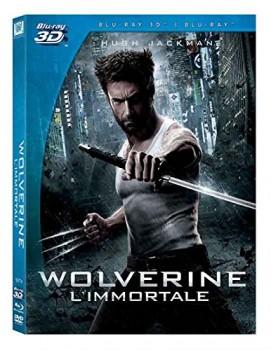 Wolverine - L'immortale 3D (2013) Full Blu-Ray 3D 45Gb AVC\MVC ITA DTS 5.1 ENG DTS-HD MA 7.1 MULTI