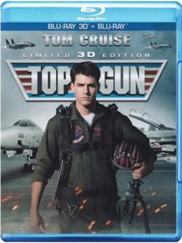 Top Gun - Limited Edition 3D (1986) Full Blu-Ray 3D 43Gb AVC\MVC ITA DD 2.0 ENG DTS-HD MA 6.1 MULTI