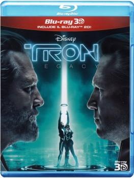 Tron Legacy 3D (2010) Full Blu-Ray 3D 44Gb AVC\MVC ITA DTS 5.1 ENG DTS-HD MA 7.1 MULTI